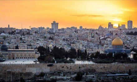 التغييرات في الرؤية الفلسطينية بالنسبة لمستقبل القدس