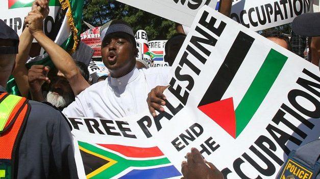 أوجه التشابه والاختلاف بين قضيتي فلسطين وجنوب افريقيا – دراسة مقارنة
