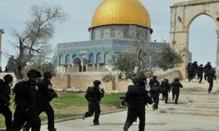 الانتهاكات الإسرائيلية في القدس بموجب القانون الإنساني الدولي