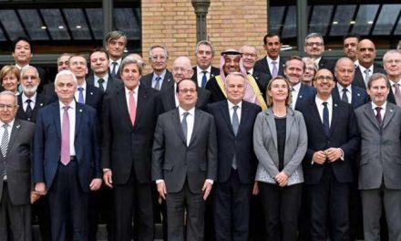 لعنة المؤتمر الدولي للسلام