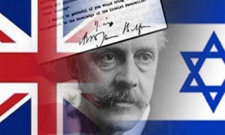مقاضاة بريطانيا بعد رفضها الاعتذار  عن وعد بلفور والنكبة