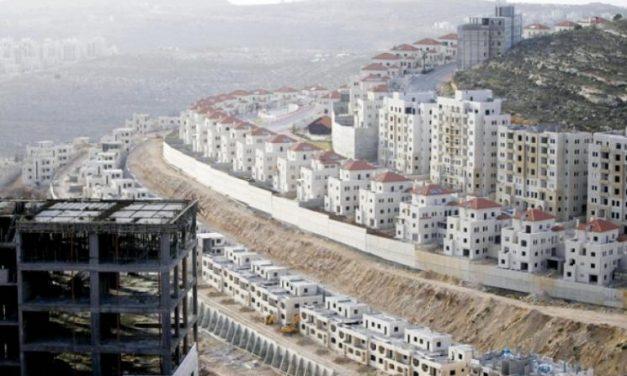 مشاريع الاستيطان وتأثيرها في تشكيل مستقبل الضفة الغربية