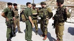 المطالب الأمنية الإسرائيلية من الدولة الفلسطينية المستقبلية
