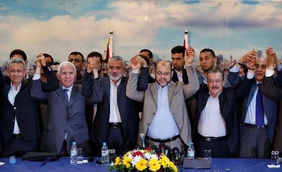 تطورات الموقف الإسرائيلي من المصالحة الفلسطينية