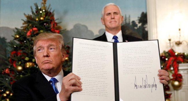 قرار ترامب بشأن القدس: خلفيات وأبعاد قانونية مارقة
