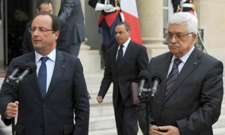 مبادرة السلام الفرنسية .. المطلوب من القيادة الفلسطينية