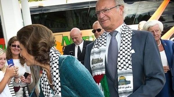 دور الحركات السويدية للتضامن مع الشعب الفلسطيني في تشكيل الرأي العام