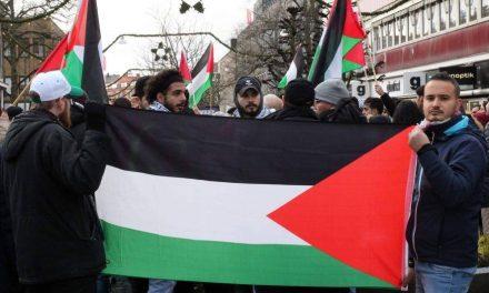 فلسطينيو المملكة السويدية
