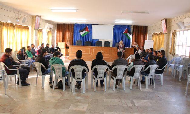 مستقبل الشباب الفلسطيني في ظل التحديات الراهنة