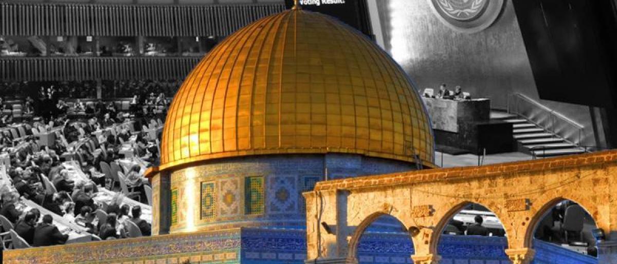 القرارات الأممية والقضية الفلسطينية