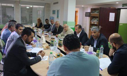 """طاولة مستديرة مغلقة: """"المنطقة الشرقية"""": التحديات وسبل تعزيز الصمود"""