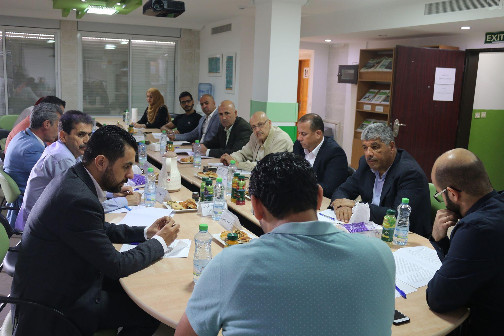 صورة ورشة العمل المنطقة الشرقية والتحديات وسبل تعزيز الصمود