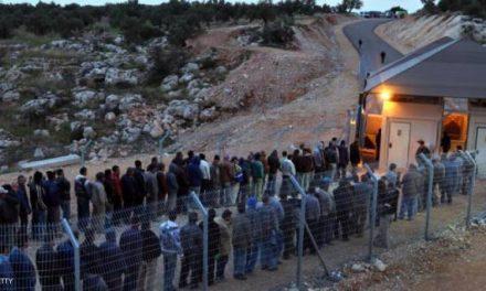 من وحي الحياة اليومية للعامل الفلسطيني ملاحظات أولية عن الاغتراب