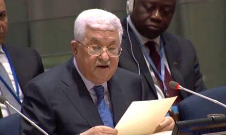 في المعنى السياسي لرئاسة فلسطين لمجموعة الـ 77 والصين