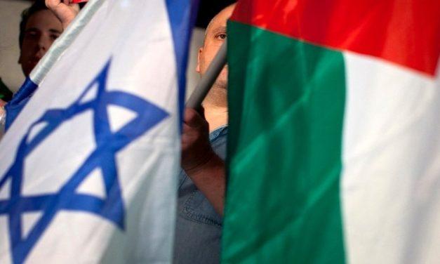 بيان مجلس الأمن الدولي يؤيد حل الدولتين الفلسطينية والإسرائيلية 2009/5/11