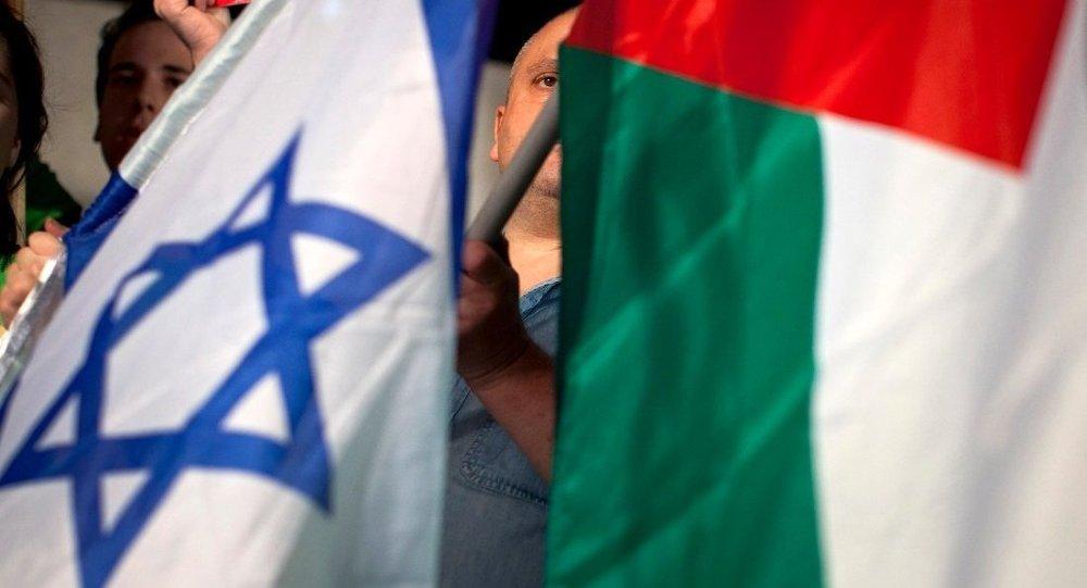 بيان مجلس الأمن الدولي يؤيد حل الدولتين الفلسطينية والإسرائيلية 11/5/2009