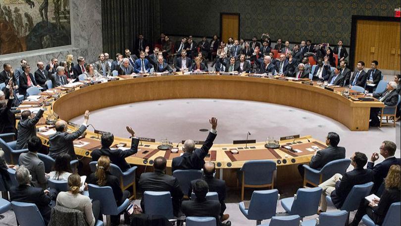 قرار مجلس الأمن 2334 بشأن الإستيطان 2016