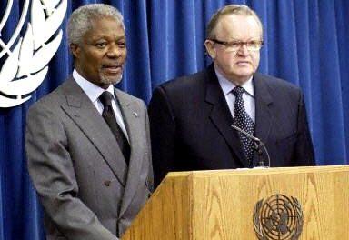 تقرير الأمين العام للأمم المتحدة حول أحداث جنين