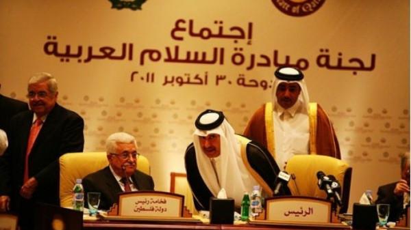 مبادرة السلام العربية، 2002