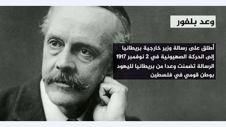 وعد بلفور 1917