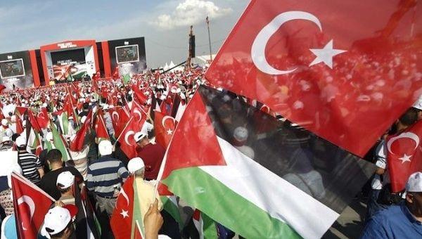 القضية الفلسطينية وإسرائيل في السياسة الخارجية التركية …