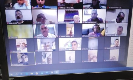 """مركز الأبحاث"""" يعقد ندوة رقمية بعنوان """"فلسطين والقانون الدولي بعد خطة الضم والتحلل من الاتفاقيات"""""""