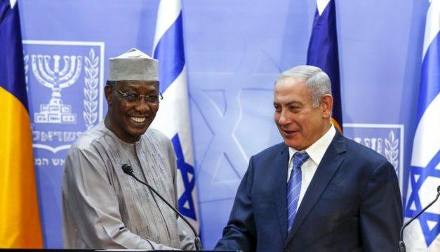 العلاقات الإسرائيلية – التشادية نموذجاً للتغلغل الإسرائيلي في أفريقيا