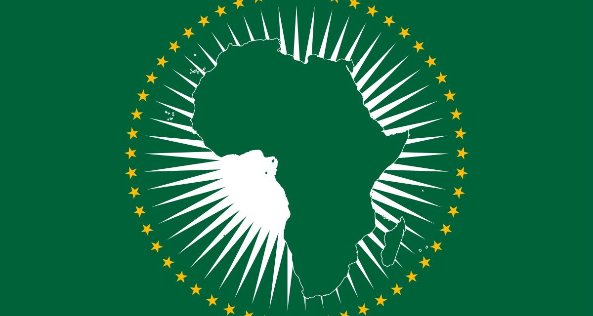 فلسطين ومؤسسة الاتحاد الإفريقي