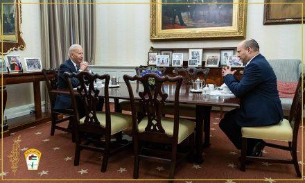 """لقاء """"بايدن"""" -""""بينيت"""" بين الأولوية الإسرائيلية والحسابات الأمريكية"""